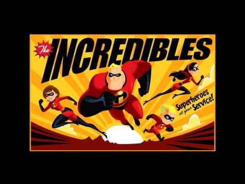 Filmscore Fantastic Presents: Pixar's The Incredibles the Suite