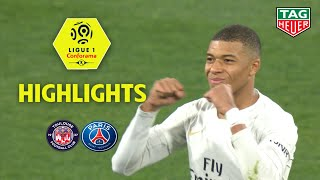 Toulouse FC - Paris Saint-Germain ( 0-1 ) - Highlights - (TFC - PARIS) / 2018-19