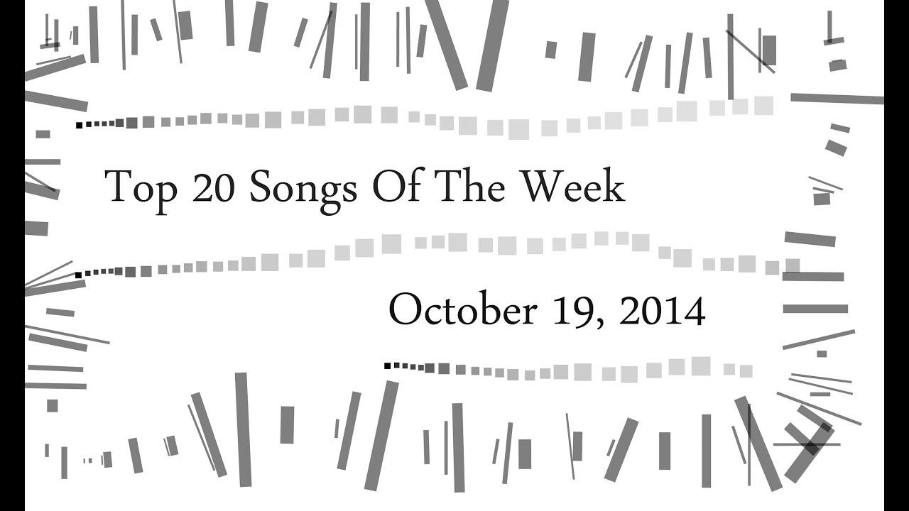 Charts Oktober 2014
