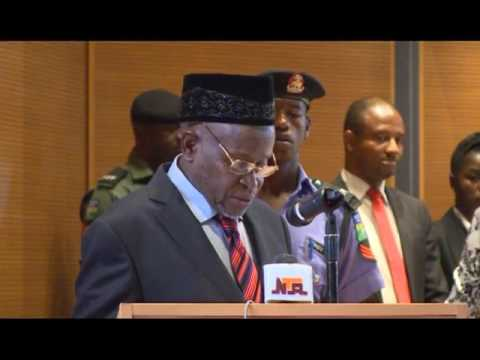 Chief Justice of Nigeria Speaks on New Technology In The Judiciary