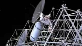 SpaceCamp (1986): Max floats toward the moon