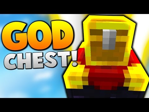 THE GOD CHEST! | Minecraft FACTIONS #12 (Fallout Planet)