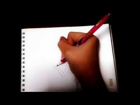 สร้างสรรค์งานศิลป์ #4 สอนวาดรูปเอลซ่า [AOM AIM]