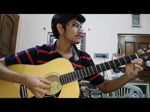 Ravindra Sangeet (BHENGE MOR GHORER CHABI) by Soumyajit pyne
