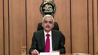 Bi-monthly Monetary Policy address by RBI Governor, Shri Shaktikanta Das