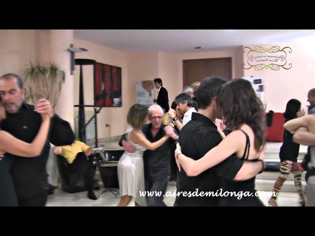 Cagliari   Milonga del viernes   Tango en Italia
