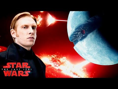 How the Galaxy Reacted to Hosnian Prime's Destruction by Starkiller Base - The Last Jedi Explained