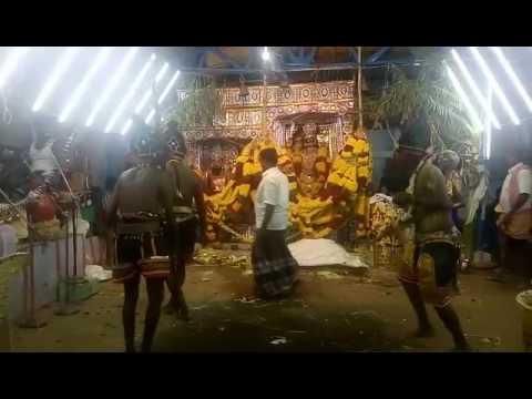 Sri karuppasamy kovil kodi vila villu pattu pulavar padar s. krushnasamy keelapillaiyar kulam