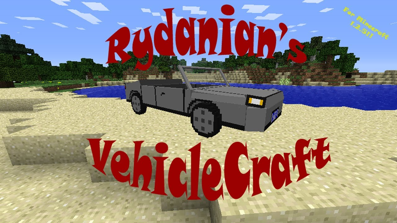 Minecraft Car Mod Download