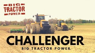 Awesome Big Challenger Tractors in Spring 2018 Tillage