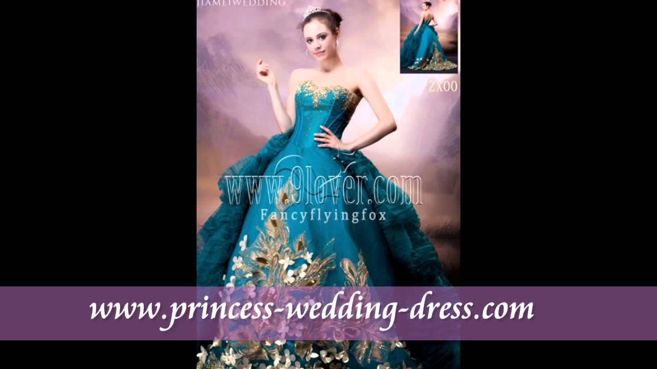Cheap Blue Quinceanera Dresses 2013 at princess-wedding-dress.com QD ...