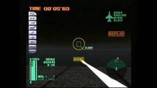 AeroWings 2: Air Strike Dreamcast Gameplay_2000_07_18
