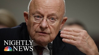 US Intel Chief Calls President-Elect Donald Trump To Discuss Unverified Report | NBC Nightly News