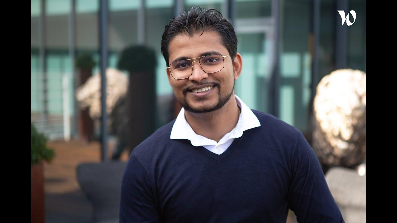 Découvrez Cegid avec Avinash, Pilote d'exploitation cloud