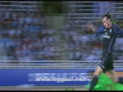 اهداف مباراة ريال مدريد وريال سوسييداد 3-0 الدورى الاسبانى,21-8-2016 Real Madrid vs Real Sociedad