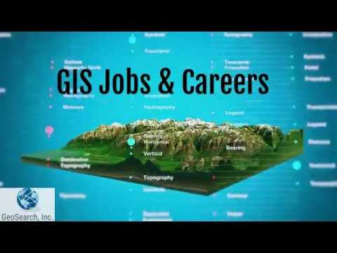 GIS Jobs And Careers