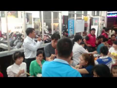 Hà Trần - Tiệc chia tay Phó Giám Đốc Văn Phòng Khu Vực Phía Nam Tổng Công Ty Hòa Bình Minh