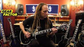 DevilDriver's Mike Spreitzer Plays His Favorite Riffs