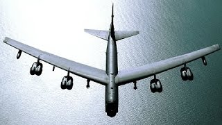 Epic Action B-52 Stratofortress Bomber in Flight Simulator Air Conflicts Vietnam ! Game on PC
