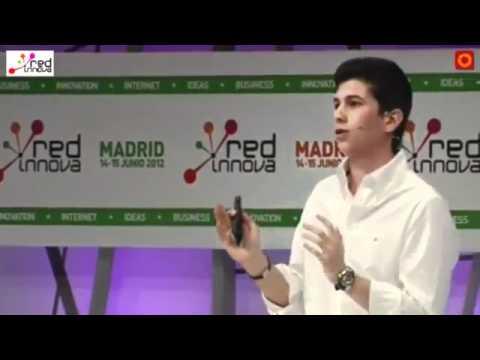 Javier Agüera de Geeksphone en la Red Innova 2012