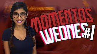 LA GRABACION DE PORNO Y LA VICTORIA | MOMENTOS WEONES #1