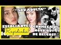 MANDY FALA QUE FAZ SEXO CASUAL E CHOCA | JESSICA BELCOST DE NAMORADO NOVO | MAJU NEGA PREENCHIMENTO