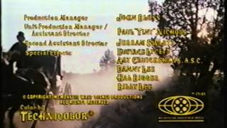 Here is the opening to the 1993 VHS of Hot Lead & Cold Feet. 1. Gre...