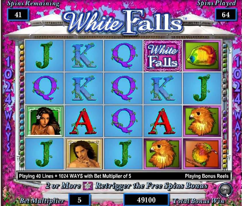White Orchid Free Slots