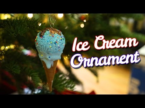 Icecream Ornament ♥ DIY - KAWAIIMAS