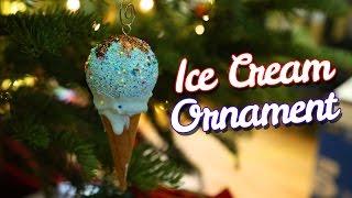 Icecream Ornament ♥ DIY - KAWAIIMAS