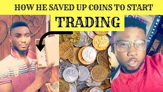 This Is How My Student Saved Up Coins To Start Trading | Bank Lifestyle