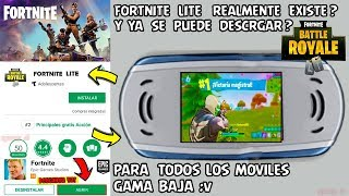 Fortnite Lite Really Exists? And you can Download for all Android Mobiles?