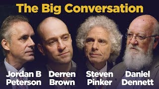 Debating God: Jordan B Peterson, Steven Pinker, Daniel Dennett and more