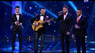 مشاهد من الحلقة الأخيرة من برنامج نجم الأردن تحدي الغناء