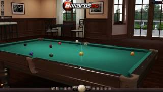 Billiards3D.net - многопользовательский онлайн 3D бильярд