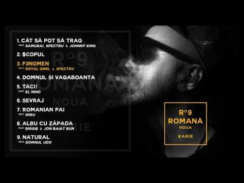 Karie feat. Royal GNRL & Spectru - F3NOMEN [prod. Criminalle]