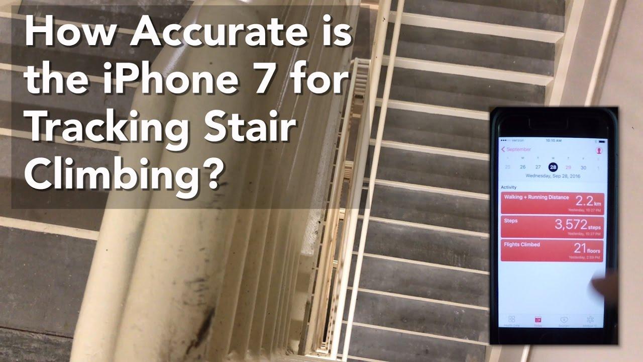 Iphone 7 tracker
