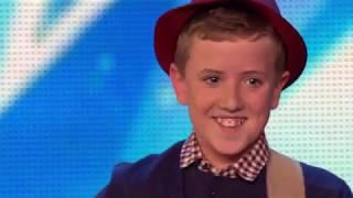 Lightening~~~ Henry Gallagher (Britain's Got Talent 2015 ) VietSub