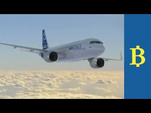 Airbus A320neo makes maiden flight amid increased jet demand forecast
