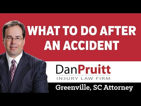 Greenville, SC Auto Accident Attorney | Accident Injury Lawyer Greenville SC