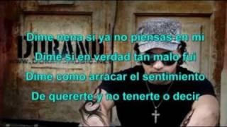 ♫ Durand Ft. Divino - Solo Pienso En Ti ( New + Letra 2011 ) ♫