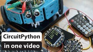 CircuitPython Tutorial