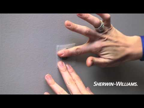 How to Spackle Nail Holes before Painting | Pottery Barn