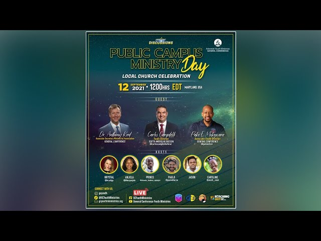 Public Campus Ministry Day - Local Church Celebration