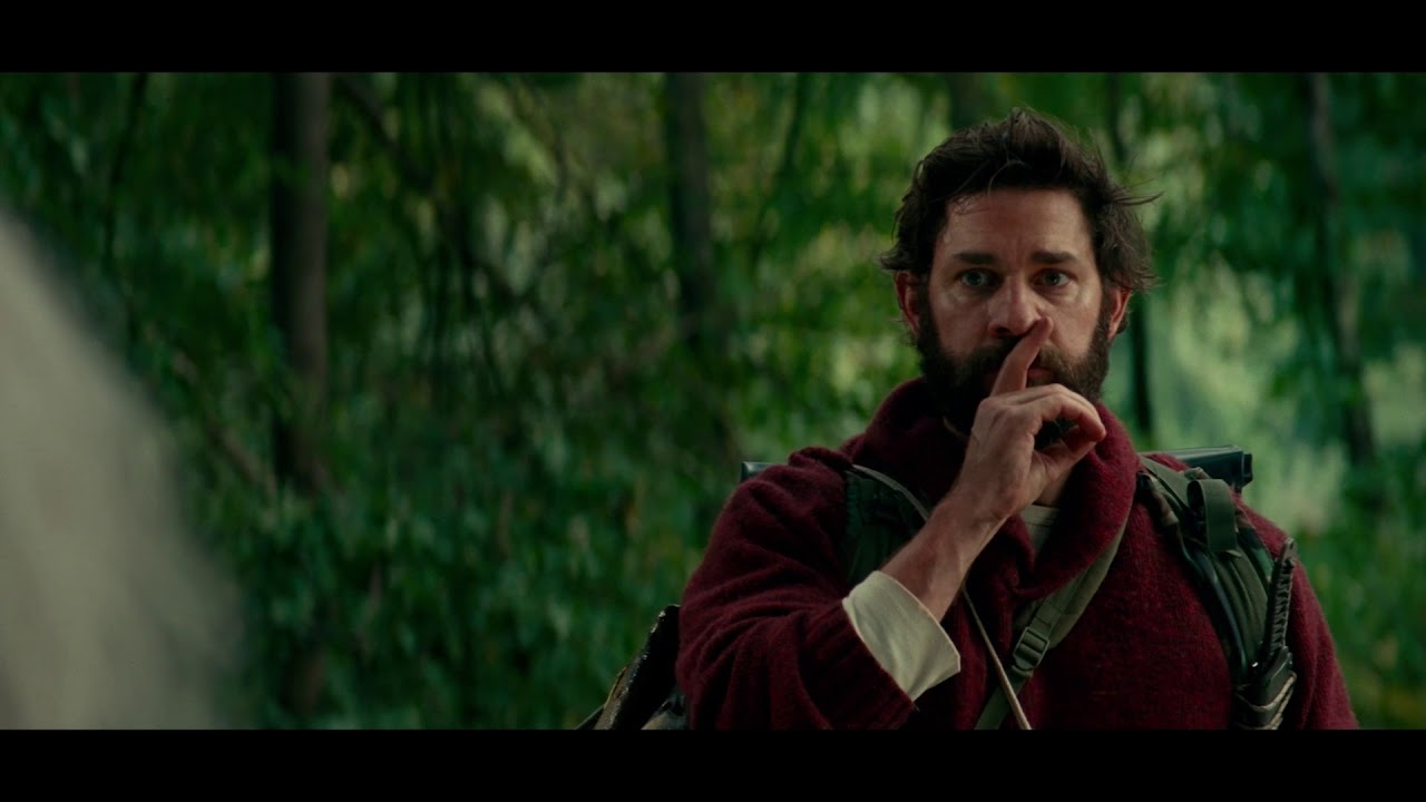 We Finally Know More About The Man In The Woods From A Quiet Place