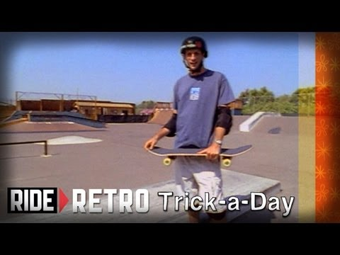How-To Skateboarding: Shove-It with Tony Hawk & Kris Markovich