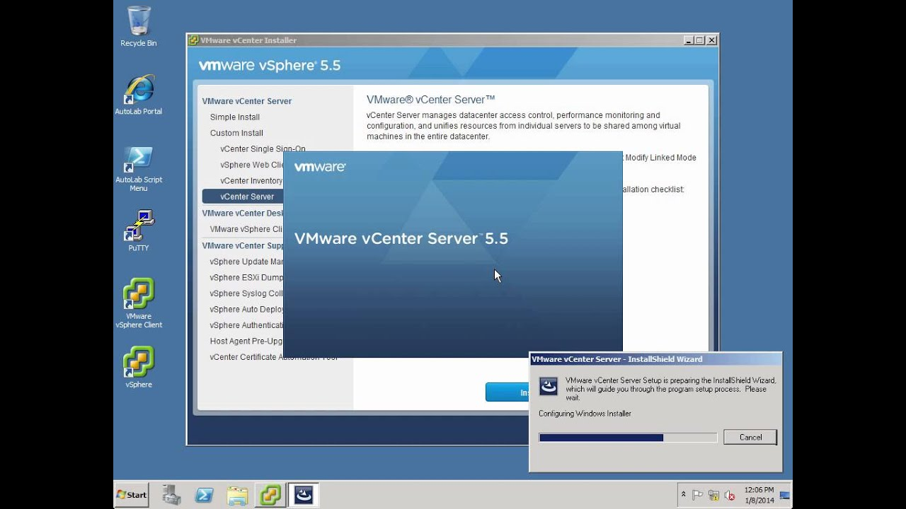 VMUG Virtual Conference - Upgrading and Mastering vSphere 5 5