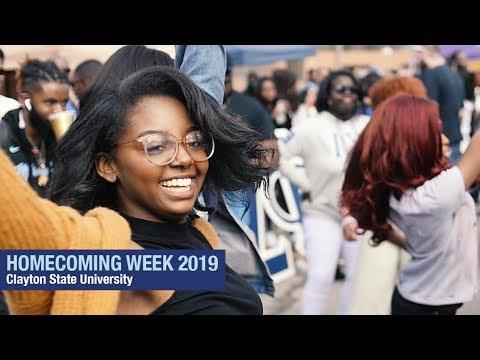 Clayton State University - Homecoming Week 2019