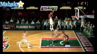 NBA Jam for Wii Gameplay Overview