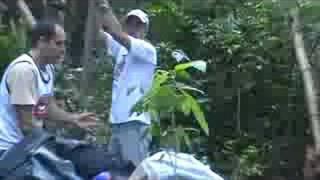 Roda do Capoeira Terranossa na Serra da Tirirca 2 - Itaquá